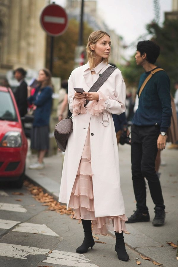 Iconia Street Style Blog Street Fashion From Around The